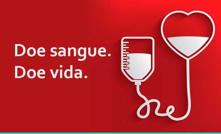 Doação Voluntária de Sangue – Lucio Baptista de Resende