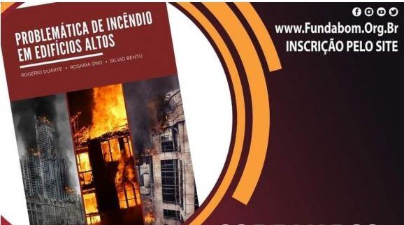 """Livro""""Problemática de Incêndio em Edifícios Altos"""""""