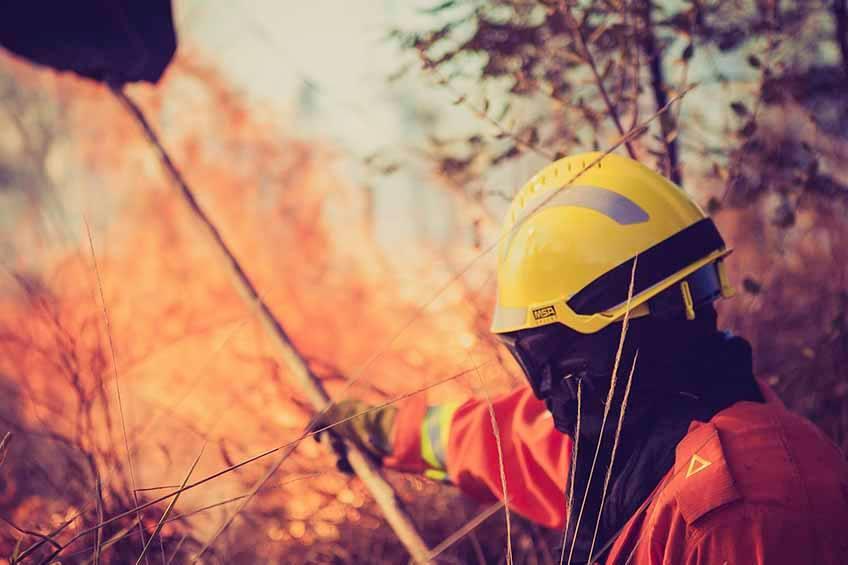Boletim de risco de fogo – 22 a 29 de abril