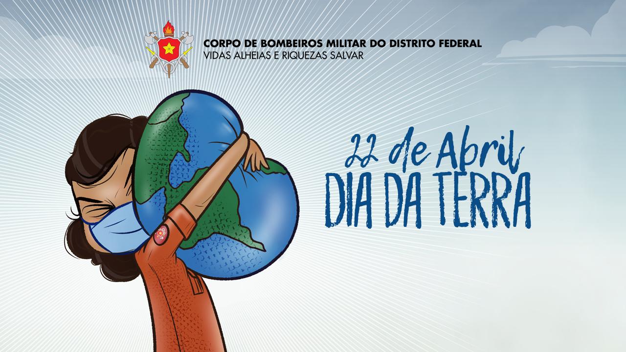 22 de abril – o dia é da Terra, a responsabilidade é nossa