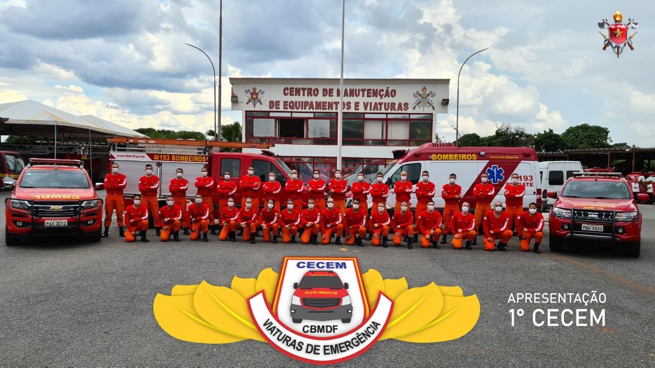 CECEM – Curso de Especialização Condução de Viaturas de Emergência