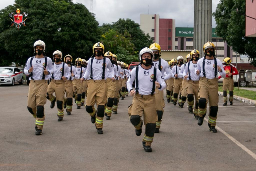 Abertura do 8° Curso de Operações em Incêndio – COI 2021
