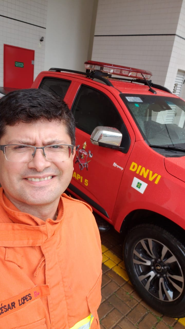 Nota de Falecimento – 2ºSgt César Leonardo de Azevedo Lopes