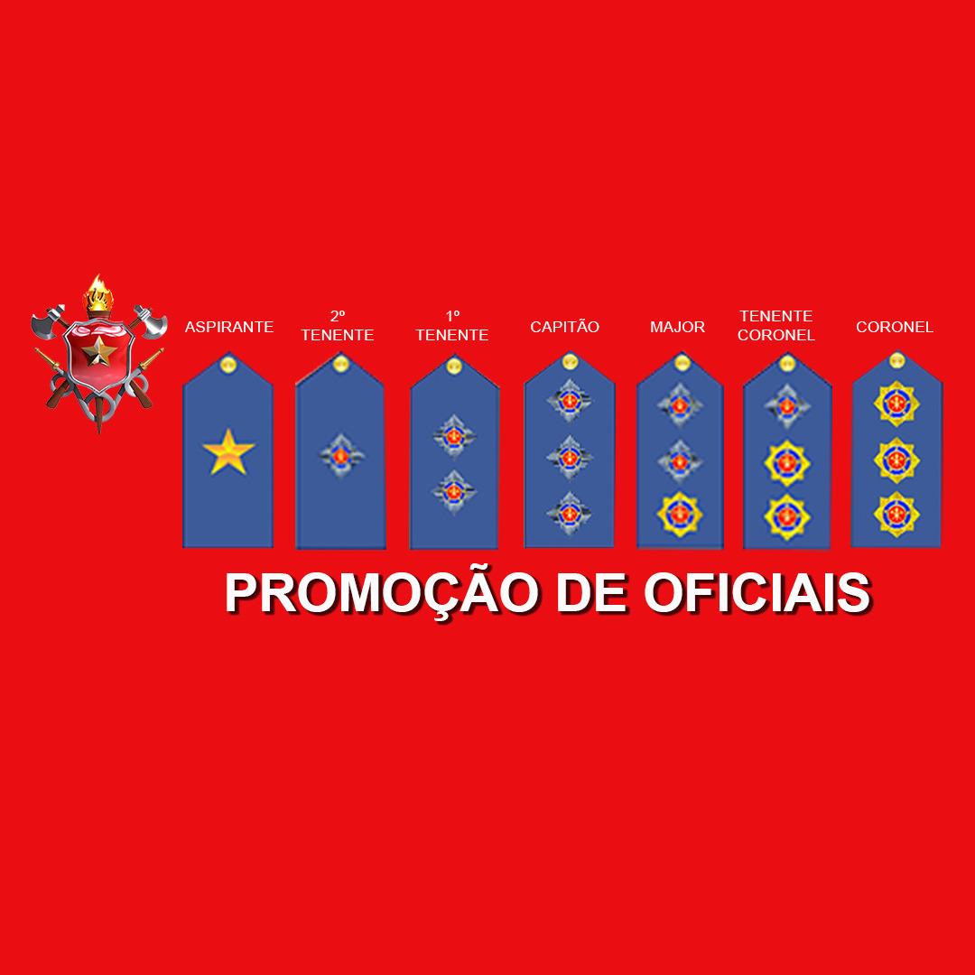 Promoção de Oficiais