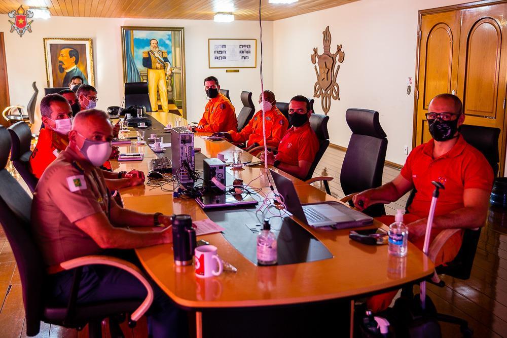 7ª Reunião do Comitê de Gestão de Riscos do CBMDF