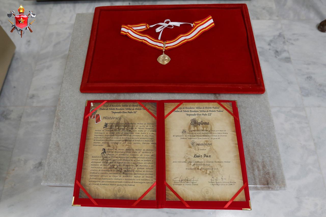 Abertura de proposta para a Medalha Dom Pedro II – 2021
